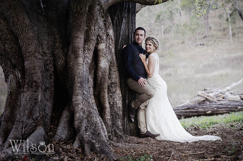 Wedding photographer Hervey Bay Biggenden43