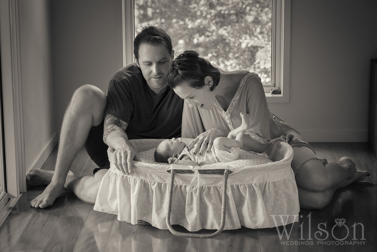Wedding Photography to Family Portraits - family story in the making!