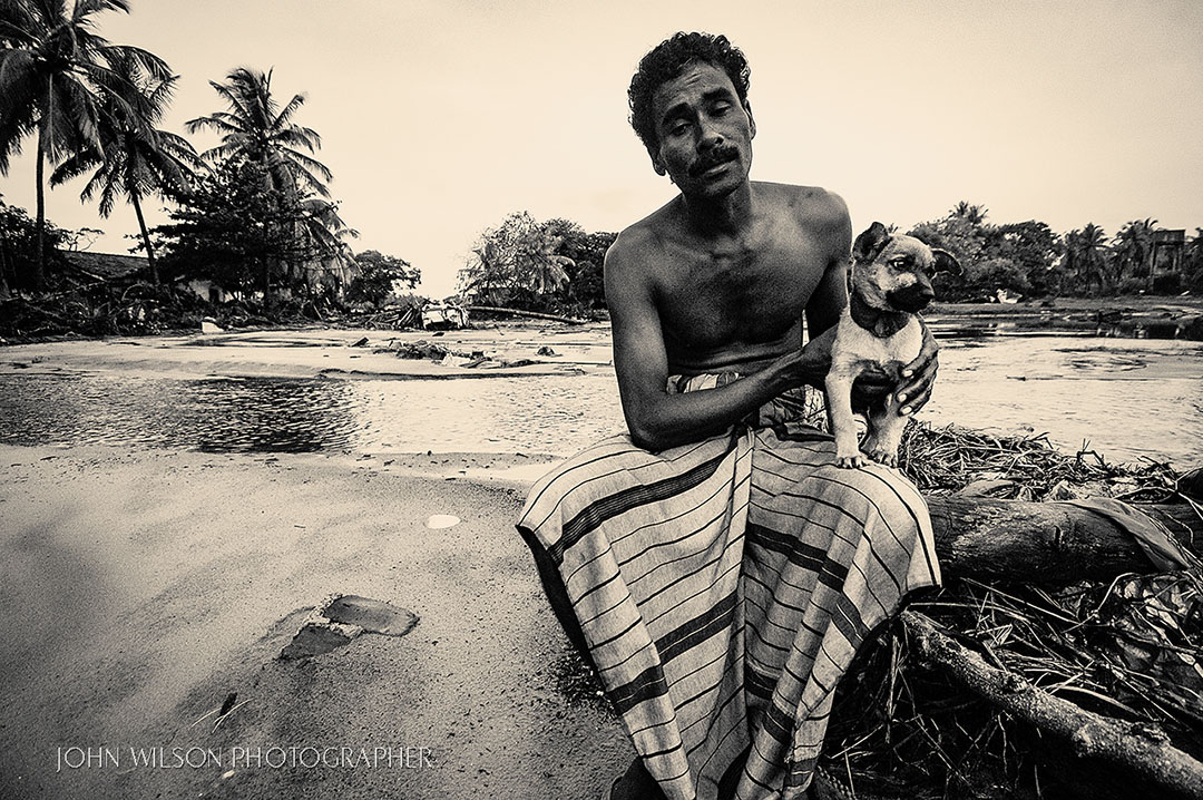 Sri Lanka Tsunami -  Unfolding Tragedy