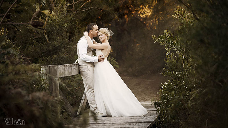 Award winning wedding photography Bundaberg
