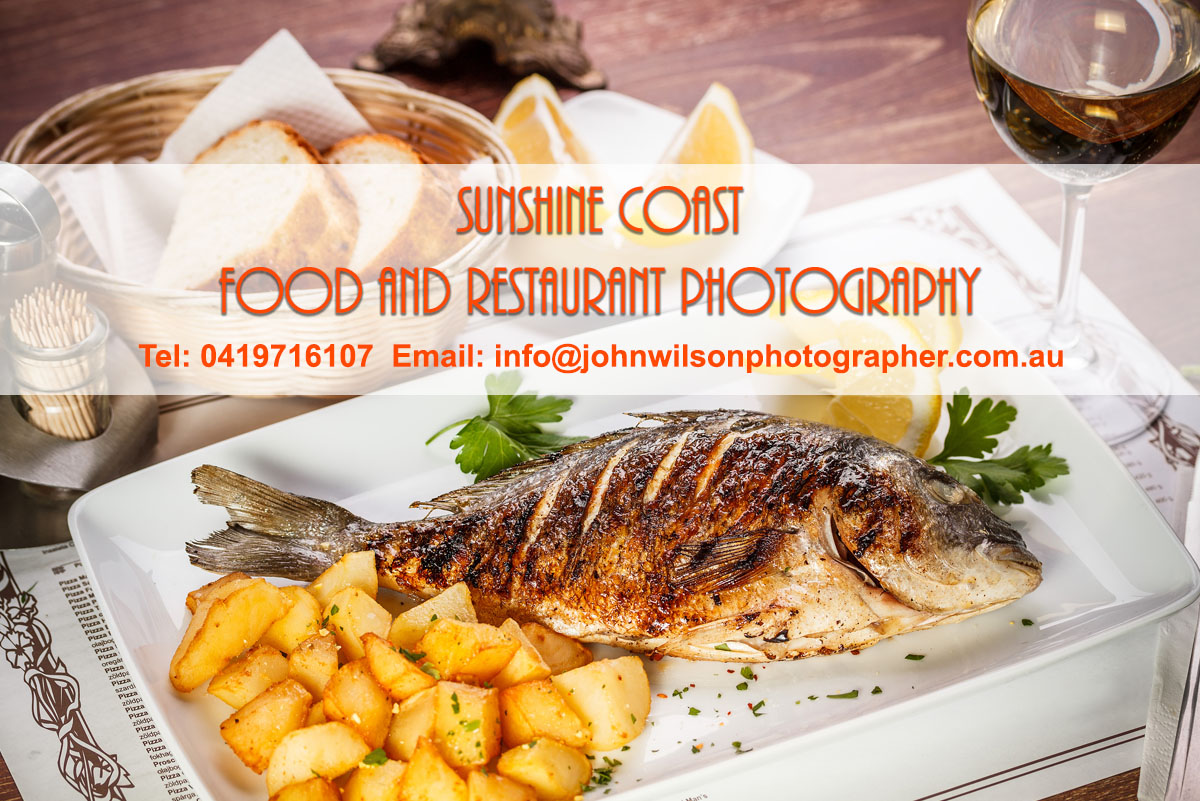 Sunshine Coast Food Photographer