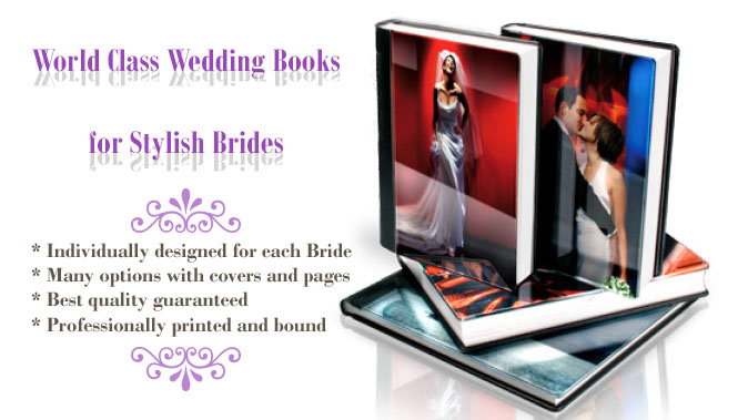 wedding albums for fraser island weddings
