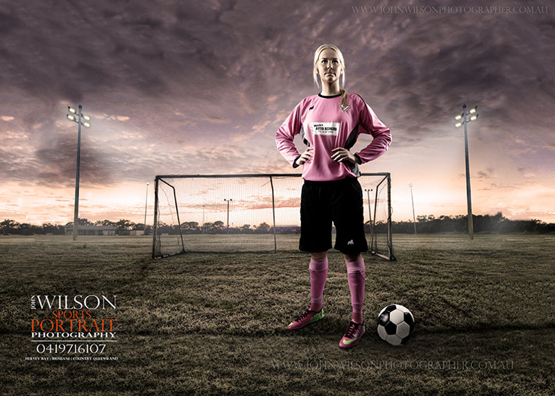 Maryborough Photographer sport portrait02