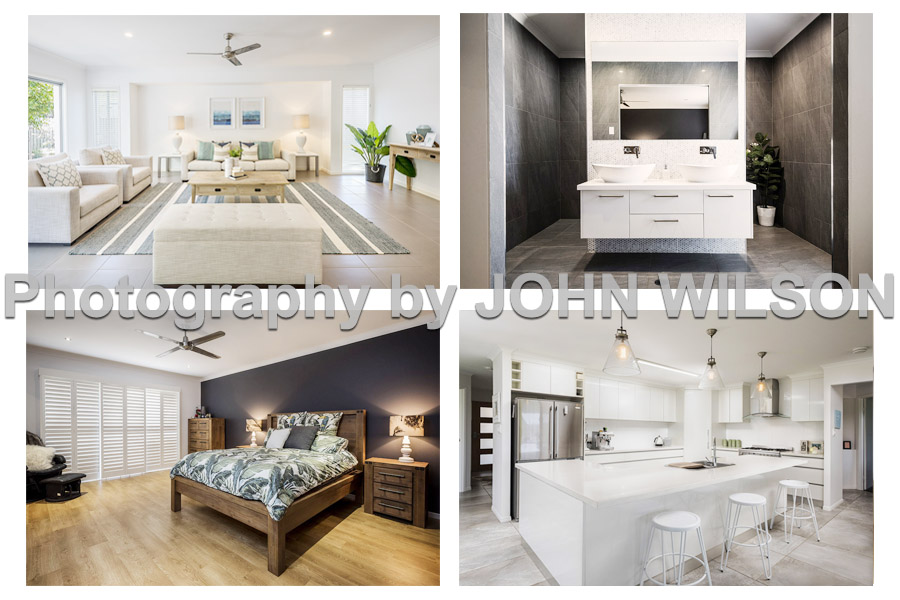 Pofessional interior photography Hervey Bay by John Wilson Photography
