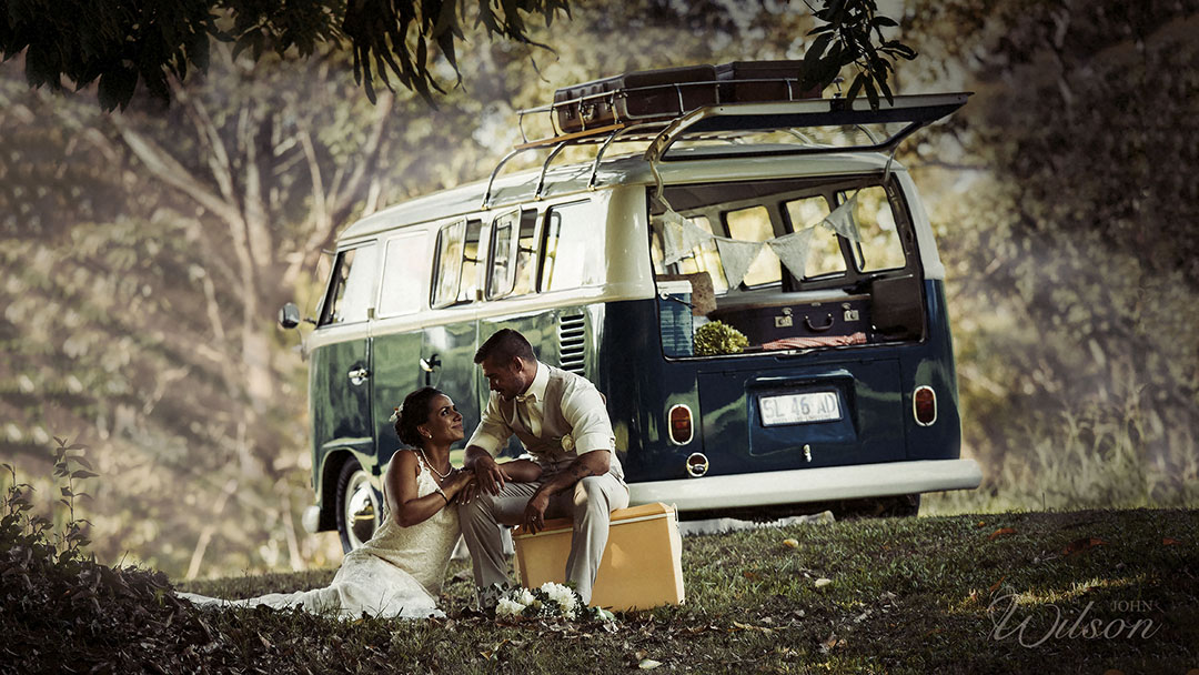 hervey bay wedding photographer packages