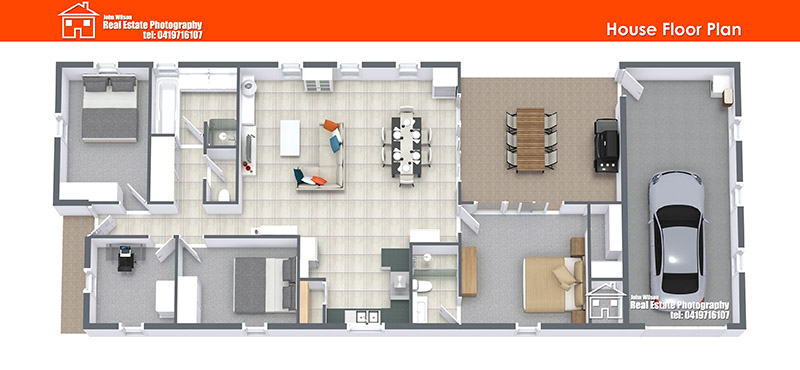 Sunshine Coast real estate floor plan02