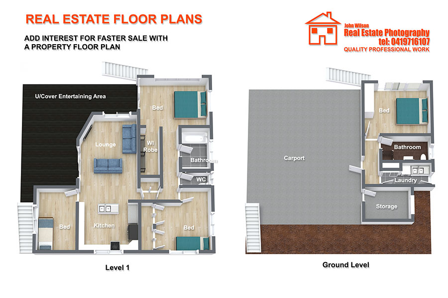 Sunshine Coast real estate floor plan03