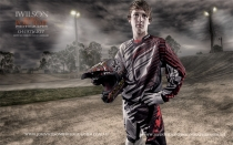 BMX rider - Maryborough Portrait Photography for athletes.