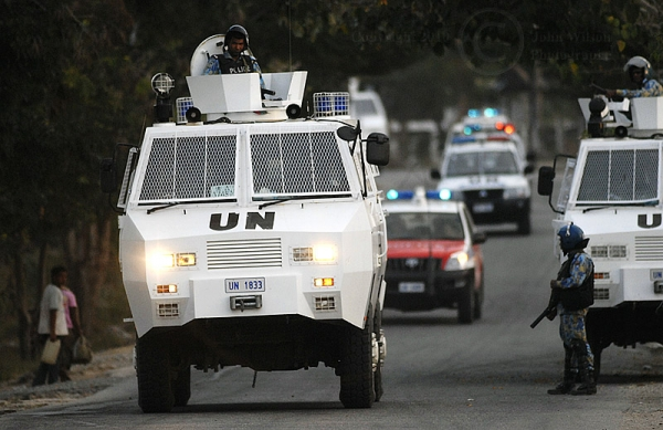 UN Peacekeepers in East Timor