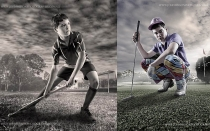 Maryborough brothers - Latest Portrait Photography for Athletes